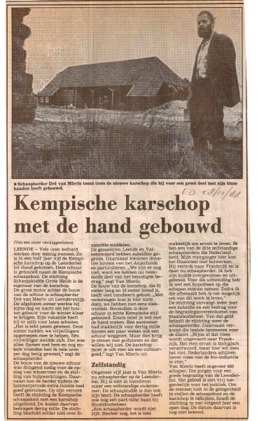 Krantbericht